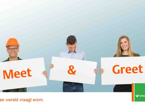 Meet & Greet Interflow - Ontdek 8 juli alle vacatures