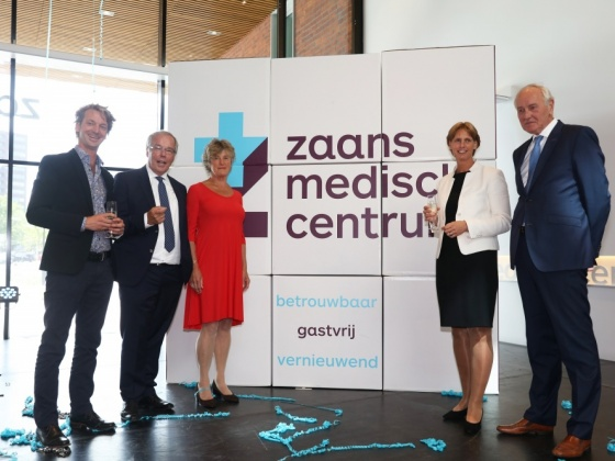 Opening Zaans Medisch Centrum, Interflow